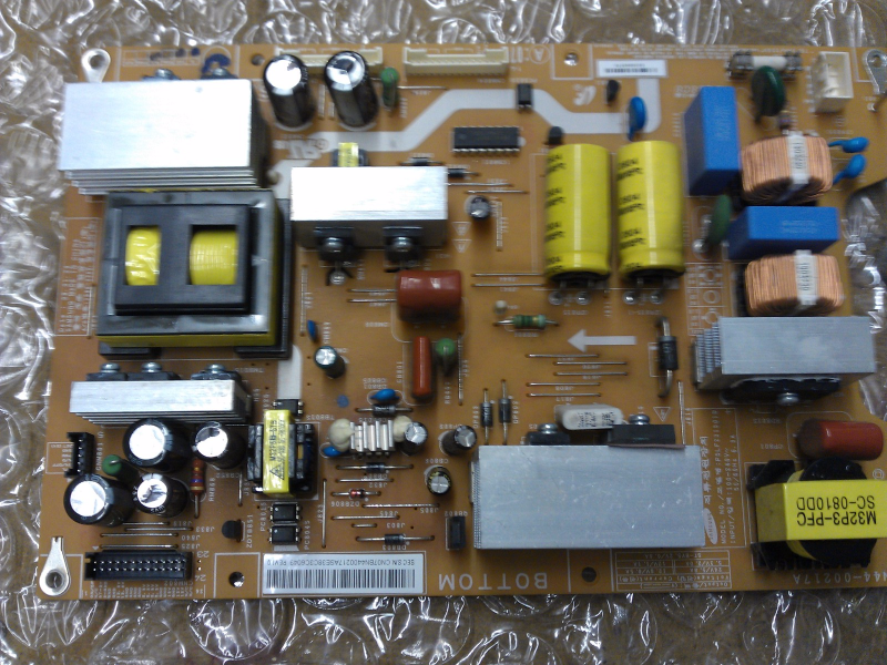 BN44-00217A Power Supply Board for Samsung LN37A450C1DXZA LCD TV
