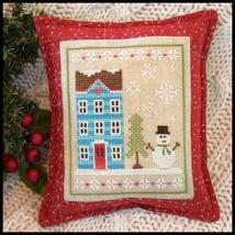 Snow Place Like Home Part 1 cross stitch chart Country Cottage Needleworks  - $5.40