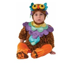 Owl Infant Toddler Halloween Costume 0-6 6-12 12-18 months sizes - $37.01 CAD