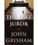 THE LAST JUROR by John Grisham 2004 Hardcover First 1st Edition - $8.95