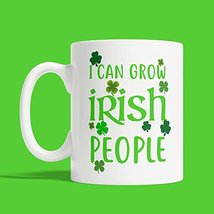 Mug Cup, St Patrick's Day Celebrations, Decoration, Gift, Coffee Mug, 11oz - £9.97 GBP