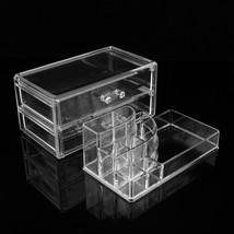 Acrylic Cosmetic Organizer Drawer Makeup Case Insert Holder Storage Box, - $59.12