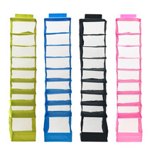 and 9 Shelf Level Storage Wardrobe Hanging Bag Clothes Holder Rack Organ... - $38.52