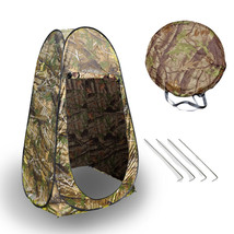 Pop-Up Tent Shower Changing Tent Toilet Camping Tent - $40.37