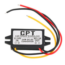 CPT Waterproof 14W DC to DC Converter 9V1.5A Car LED Power Supply Module... - $9.24