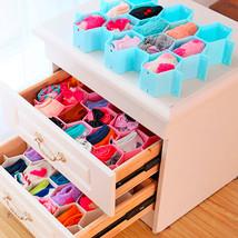 DIY Drawer Divider for Socks Underwear Organizer Storage Boxes Tidy Plat... - $20.16
