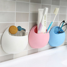 HotToothbrush Holder Suction Cup Organizer Bath... - $11.48