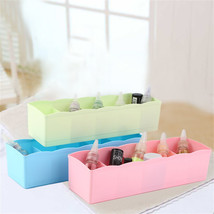 NewDesktop Drawer Storage Box Clothing Organizer Five Grid Storage Box U... - $10.84
