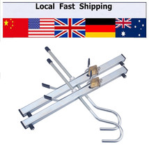 Roof Racks Locking Ladder Clamps 2 Locks Kit For Securing Ladders to Car... - $35.12