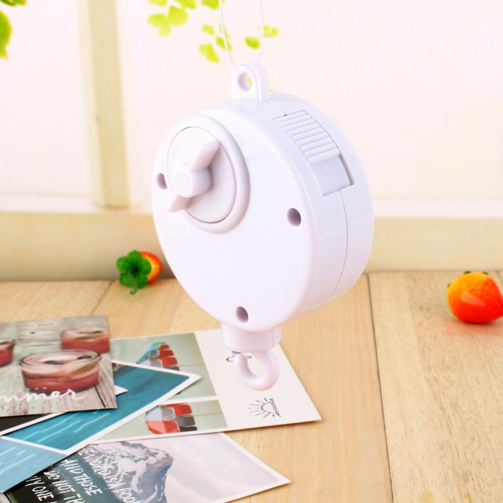 Crib Toy Holder : Song kids baby crib mobile bed bell toy holder arm bracket