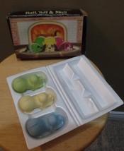 Vintage 1968 Avon RUFF, TUFF & MUFF Set of 3 Children's SOAPS in Origina... - $27.00