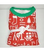 Carter's 2-Piece Christmas Pajama Set Adult XL Unisex Red Mens Women Fam... - $32.99