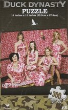 "300 Piece Puzzle ""Duck Dynasty Pink"" [Brand New] - $18.83"