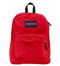 Jansport Superbreak Student Backpack - Red Tape - $27.99