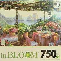 """750 Piece Jigsaw Puzzle """"Table for Two Capri"""" [Brand New] - $24.72"""