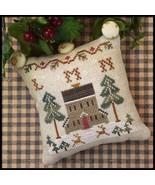 LMN - #5 Little House ABC Samplers cross stitch... - $5.40