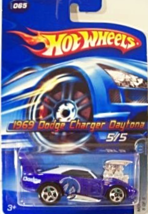 2006 Hot Wheels 1969 Dodge Charger Daytona #065 [Brand New] - $4.92