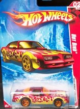 Hot Wheels 2010 Race World - Volcano #02 HOT BIRD 210/240 1:64 [Brand New] - $5.91