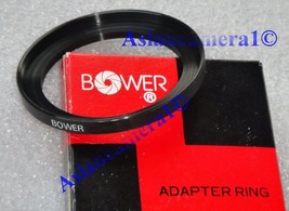 Bower 52-46mm Step-Down Metal Stepping Adapter ... - $7.84