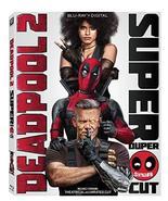 Deadpool 2 (Blu-ray+Digital, 2018) - $17.95