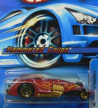 Hot Wheels Hammered Coupe ~ 2006, 1/64 Die Cast Car [Brand New] - $13.75