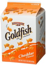 Pepperidge Farm Cheese Flavor Goldfish Crackers, 31-Ounce Units (Pack of 6) - $84.78