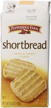 Pepperidge Farm Shortbread Cookies, 5.5 oz. Bag - $92.80