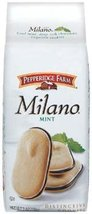 Pepperidge Farm Mint Milano Cookies, 7-ounce bag (pack of 6) - $37.36