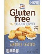 Lance Gluten Free Peanut Butter Bite Sized Sandwich Snack Crackers 5 Oz ... - $31.39