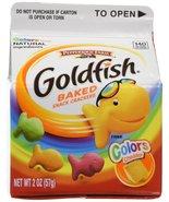 Pepperidge Farm, Goldfish, Crackers, Colors, 2 oz, Carton, 48-count - $59.14