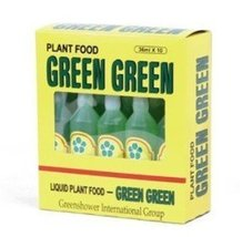Green Green Plant Food (36ml Bottles, Pack of 10) - ₨399.19 INR