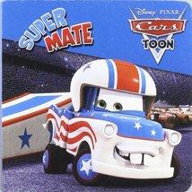 Super Mate: Cars [Board Book ~ Brand New]  - $8.94