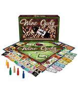Wine-Opoly [Monopoly Style Board Game ~ Brand New] - $64.30
