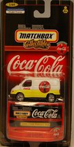 1955 Ford Transit Van [Brand New] Matchbox Diecast Coca-Cola Collectible - $16.93