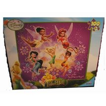 """100 Piece Jigsaw Puzzle Tinker Bell """"Are You Dust Worthy?"""" [Brand New] - $15.73"""