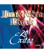 Juan & Nelson Records: 20 Exitos [Audio CD ~ Brand New] - $7.30