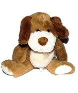"Fluffy Puppy Dog Stuffed Toy 15"" [Brand New with Tags] - $23.72"