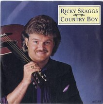 Country Boy [Vinyl LP, Brand New] Ricky Skaggs  - $47.71