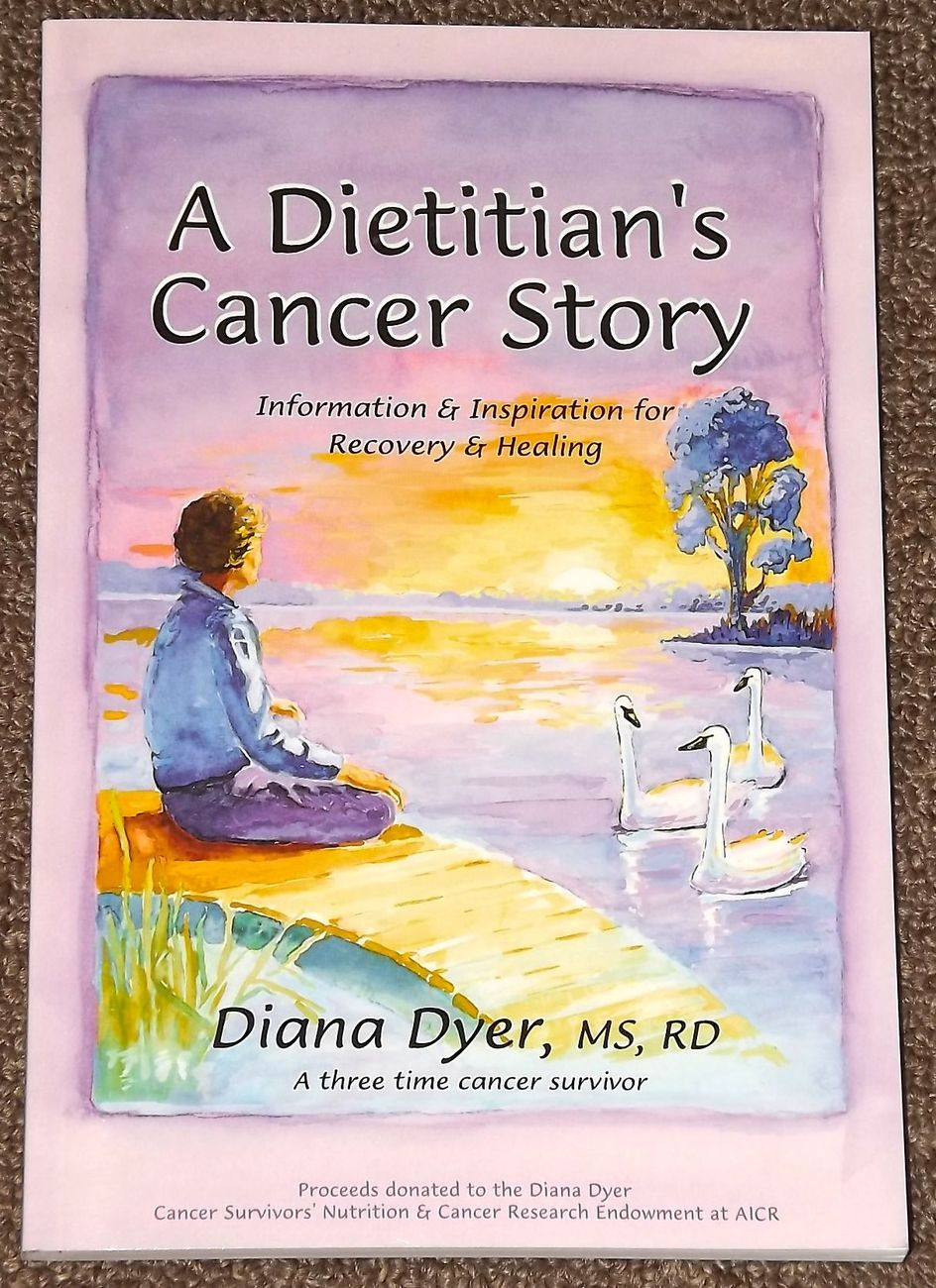 Dietitian s cancer story