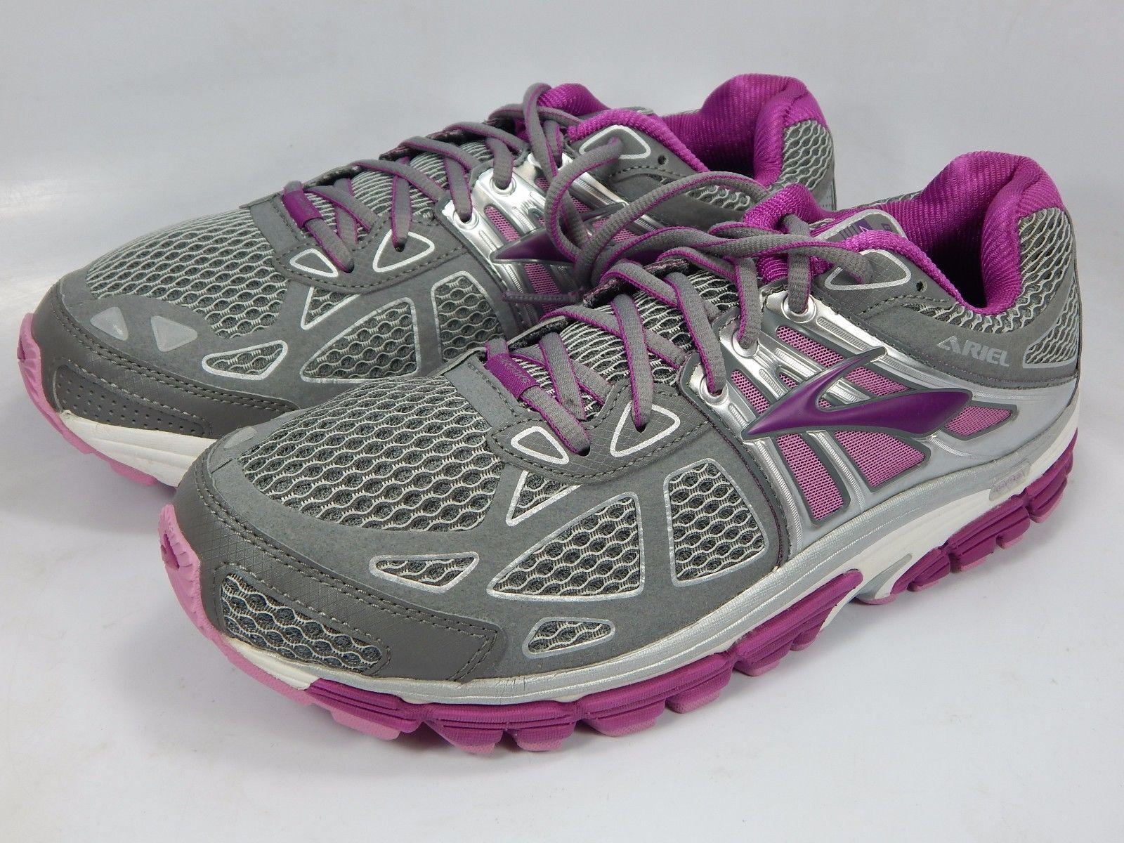 Brooks Ariel 14 Women's Running Shoes Size US 11 M (B) EU 43 Gray  1201641B085