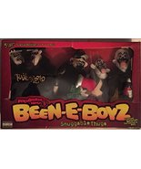 PsychOpathic Family Been-E-Boyz Snuggable Thugs (Brand New) - $98.07
