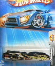 Hot Wheels 2004 Autonomicals 4/5 Ground FX BLACK 161 [Brand New] - $9.38