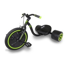 Kids Mini Bike Drift Trike 3 Wheeler Ride Spin Racing Tricycle Steel Fra... - $269.99