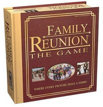 Family Reunion Game: Where Every Picture Tells A Story [Brand New] - $23.49