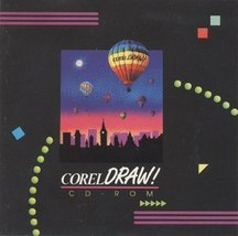 CorelDRAW! 3.0 [3.5 inch diskette] Windows 3.1 - $59.39