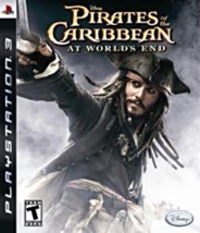 Pirates of the Caribbean: At World's End  [Playstation 3] - $8.79