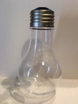 Set of 4 - Golden Light Bulb Cup w/ Straw 14oz - $24.99