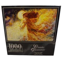 "1000 Piece Jigsaw Puzzle ""Christmas Angel"" [Brand New] - $22.74"