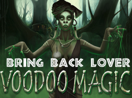 BRING BACK THAT LOVER TO WHERE THEY BELONG DARK VOODOO magick & A FREE ... - $199.00