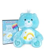Care Bear Fluffy & Floppy Wish Bear with DVD [Brand New] - $99.00